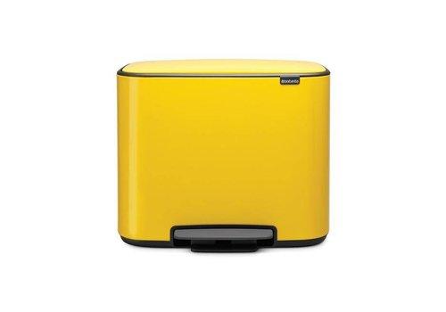 Brabantia Brabantia - bo pedaalemmer - daisy yellow
