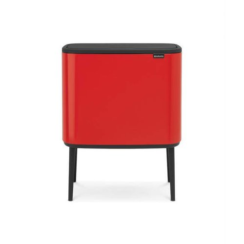 Brabantia - bo touch bin (36 l) - passion red