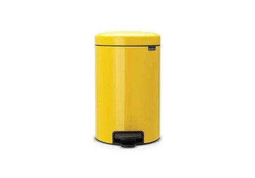 Brabantia Brabantia - pedaalemmer newicon (12 l) - daisy yellow