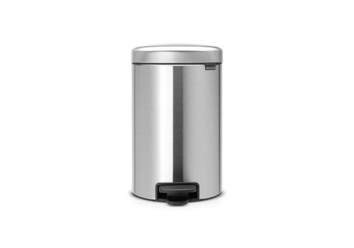 Brabantia Brabantia - pedaalemmer newicon (12 l) - matt steel
