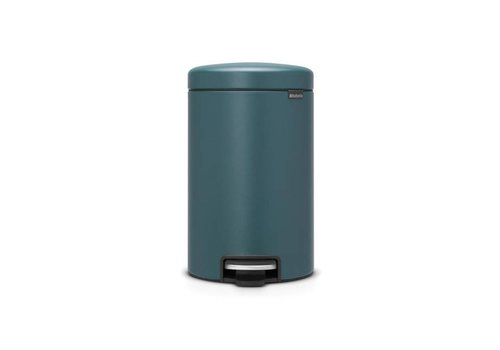 Brabantia Brabantia - pedaalemmer newicon (12 l) - mineral reflective blue