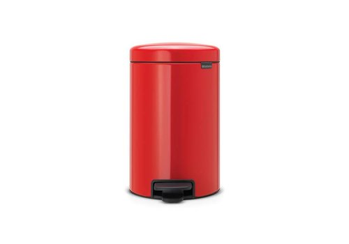 Brabantia Brabantia - pedaalemmer newicon (12 l) - passion red