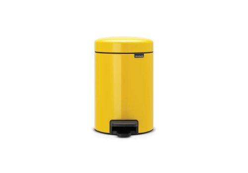 Brabantia Brabantia - pedaalemmer newicon (3 l) - daisy yellow