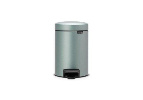 Brabantia Brabantia - pedaalemmer newicon (3 l) - metallic mint