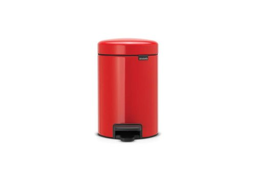 Brabantia Brabantia - pedaalemmer newicon (3 l) - passion red