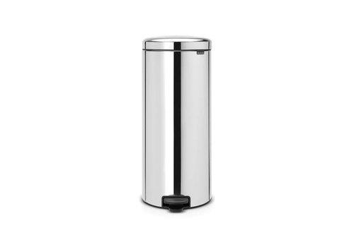 Brabantia Brabantia - pedaalemmer newicon (30 l) - brilliant steel