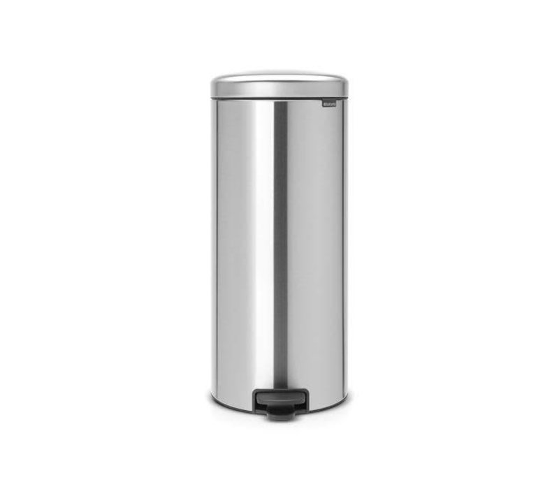 Brabantia - pedaalemmer newicon (30 l) - matt steel