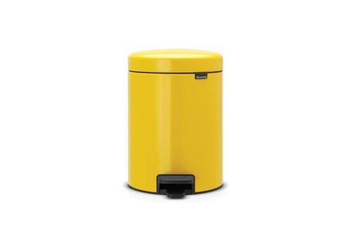 Brabantia Brabantia - pedaalemmer newicon (5 l) - daisy yellow
