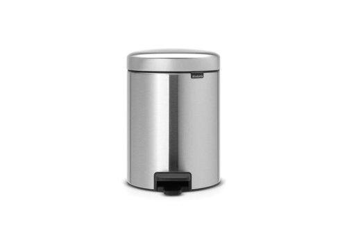 Brabantia Brabantia - pedaalemmer newicon (5 l) - matt steel