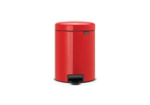 Brabantia Brabantia - pedaalemmer newicon (5 l) - passion red