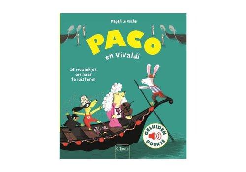 Clavis Clavis - geluidenboekje - paco en vivaldi