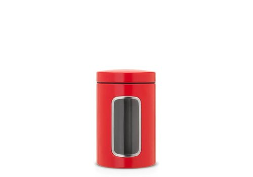 Brabantia Brabantia - vensterbus (1,4 l) - passion red