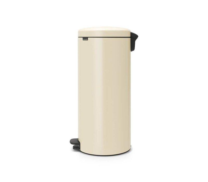 Brabantia - pedaalemmer newicon (30 l) - almond