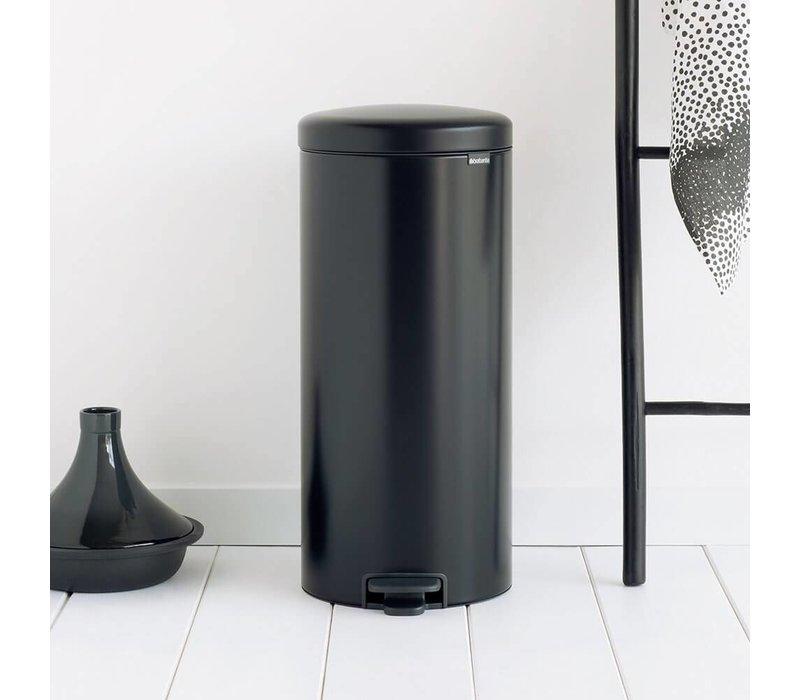 Brabantia - pedaalemmer newicon (30 l) - matt black