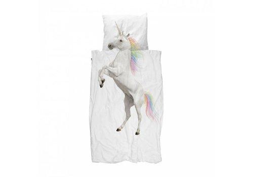 Snurk Snurk - dekbedovertrek - unicorn