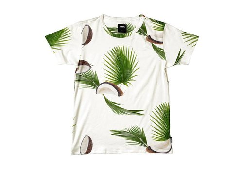 Snurk Snurk - uni t-shirt - coconuts