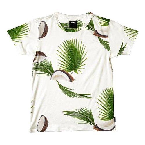 Snurk - uni t-shirt - coconuts