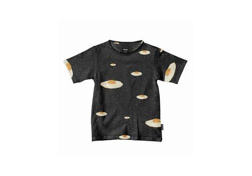 Snurk Snurk - kids t-shirt - eggs in space