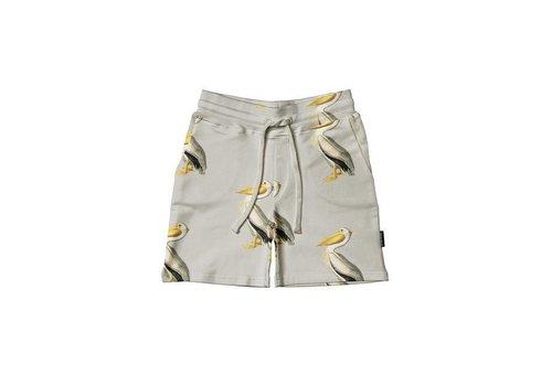 Snurk Snurk - kids shorts - pelicans