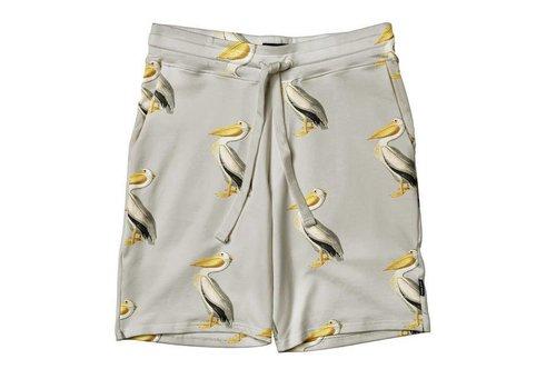 Snurk Snurk - heren shorts - pelicans