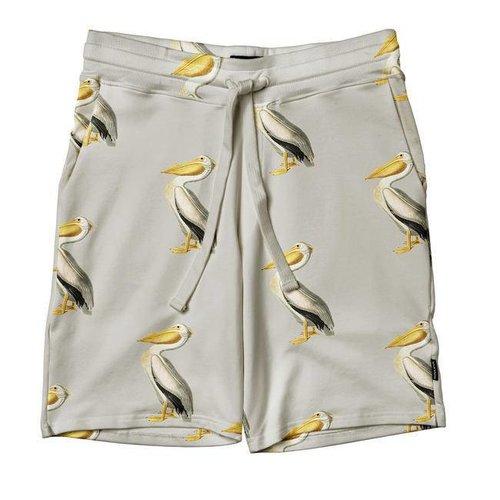 Snurk - heren shorts - pelicans