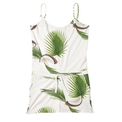 Snurk - dames playsuit - coconuts