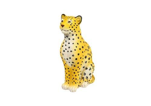 &Klevering &Klevering - spaarpot - luipaard