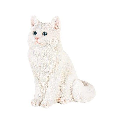 &Klevering - spaarpot - witte kat