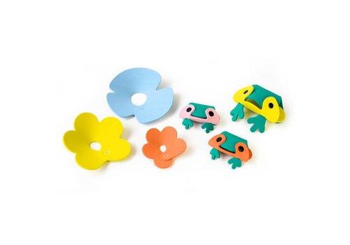 Quutopia Quutopia - 3D badpuzzel - kikker