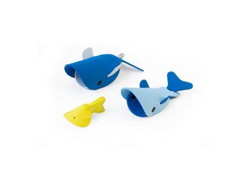 Quutopia Quutopia - 3D badpuzzel - walvissen