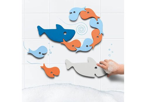 Quutopia Quutopia - badpuzzel - haaien