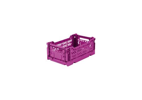 Lillemor lifestyle Lillemor lifestyle - opvouwkrat mini - purple