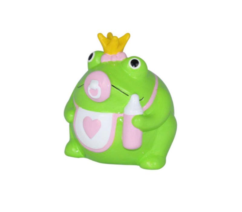 Pomme-pidou - spaarpot - baby girl frida