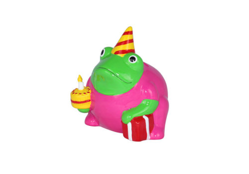 Pomme-pidou Pomme-pidou - spaarpot - birthday freddy