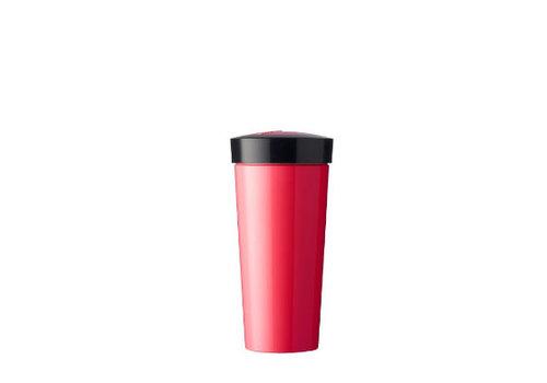 Mepal Mepal - beker take a break 400 ml nordic red
