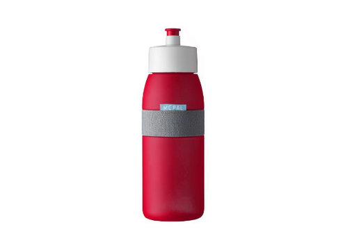 Mepal Mepal - sportbidon ellipse 500 ml nordic red