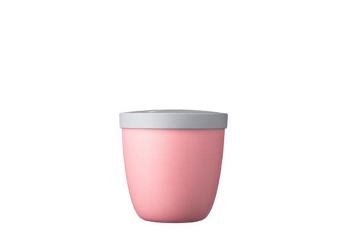 Mepal Mepal - snackpot ellipse 500 ml - nordic pink
