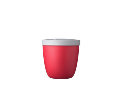 Mepal Mepal - snackpot ellipse 500 ml - nordic red