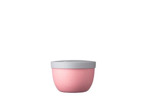 Mepal Mepal - snackpot ellipse 350 ml - nordic pink