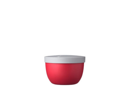 Mepal Mepal - snackpot ellipse 350 ml - nordic red
