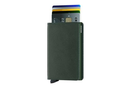 Secrid Secrid - slimwallet original - green