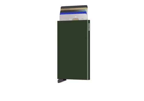 Secrid Secrid - cardprotector - green