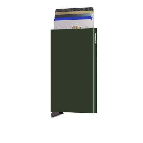 Secrid - cardprotector - green
