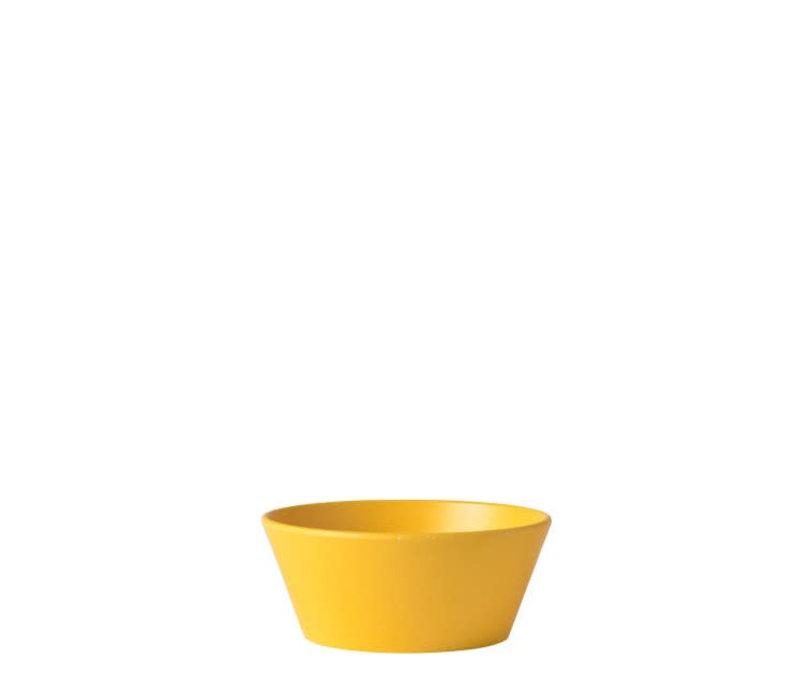 Mepal - serveerschaal bloom (250 ml) - pebble yellow