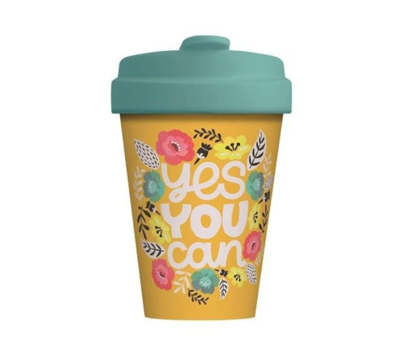 Chic mic - bamboo cup - yes you can