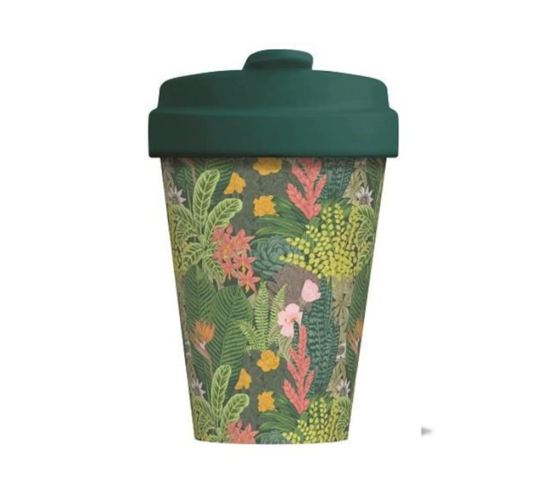 Chic mic - bamboo cup - jungle look