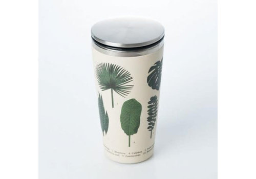 Chic mic Chic mic - bamboo cup deluxe - botanic