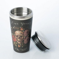 Chic mic - bamboo cup deluxe - skull