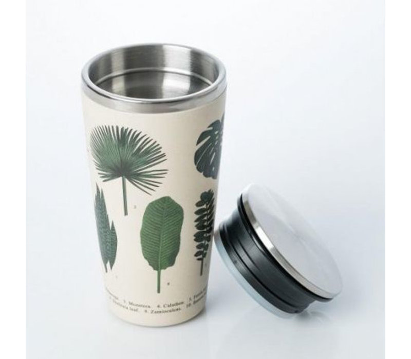 Chic mic - bamboo cup deluxe - botanic
