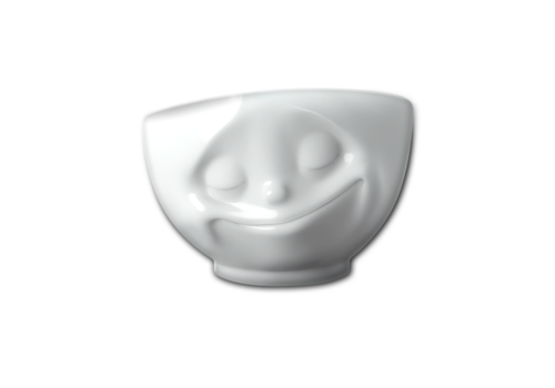 Tassen Tassen - magneet - gelukkig